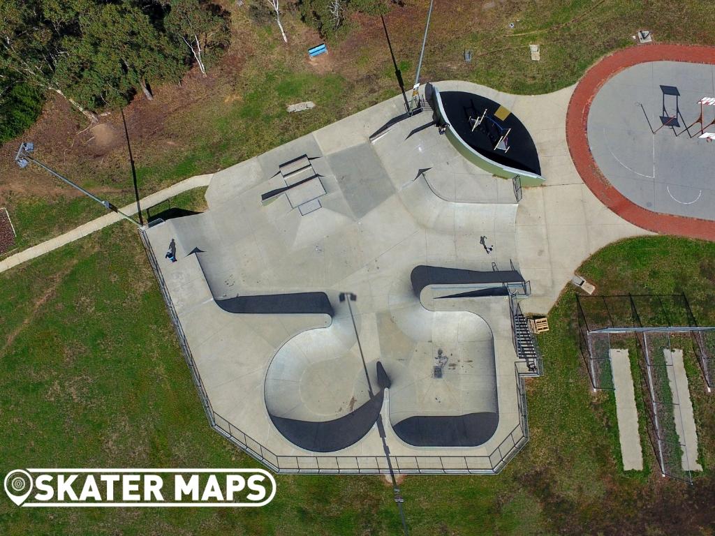 Weston Creek Skatepark