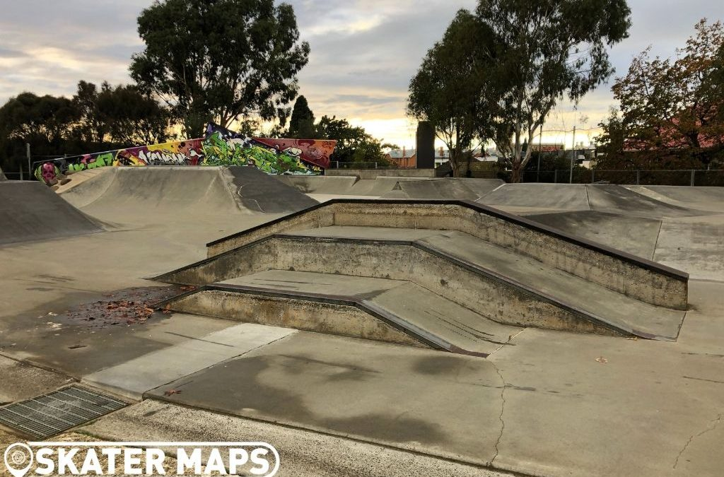EC Skatepark Hobart