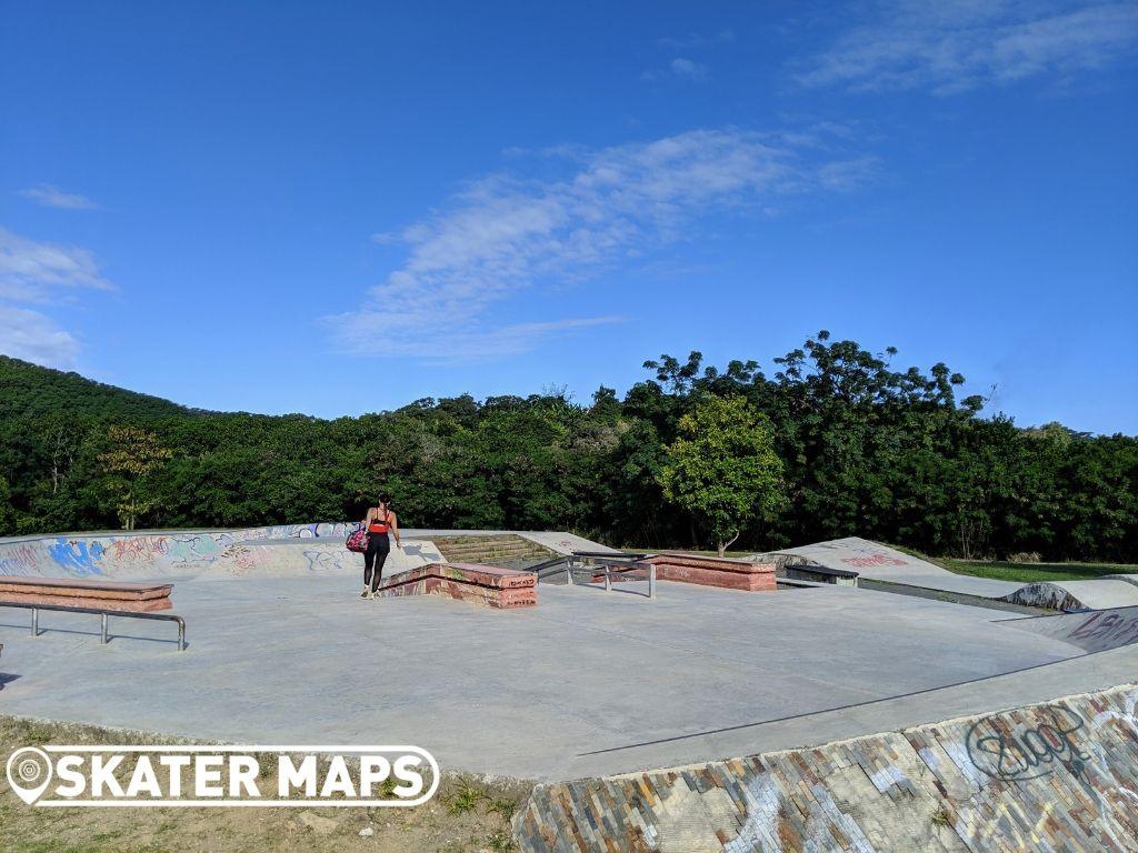 Nouméa Skatepark - New Cal