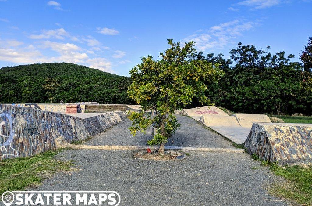 Noumea Skateparks New Caledonia
