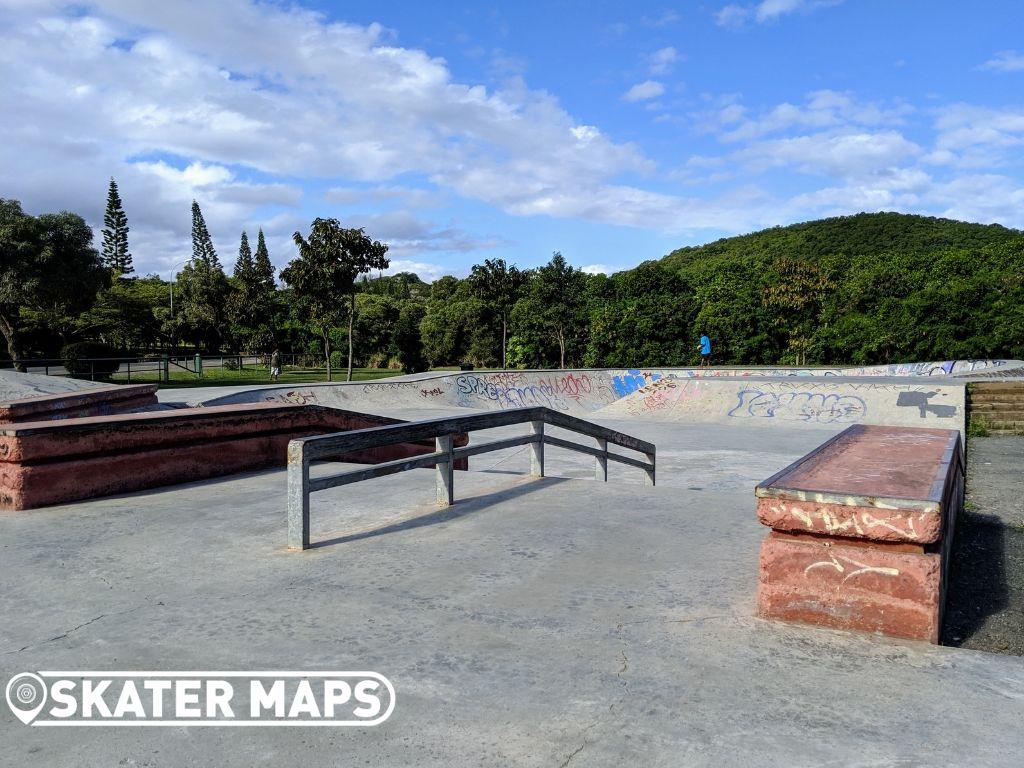 Skate Parc de Nouméa