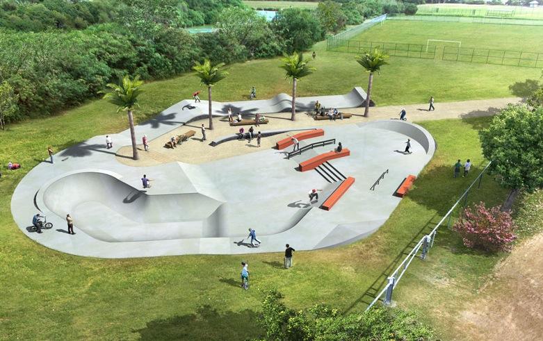 France Skateparks