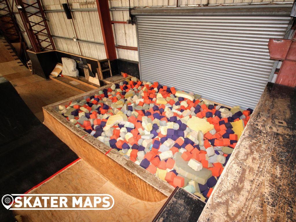 Indoor Foam Pit