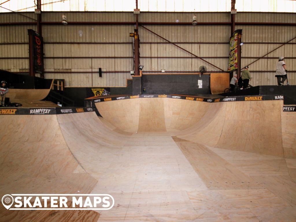 New Rampfest Skatepark