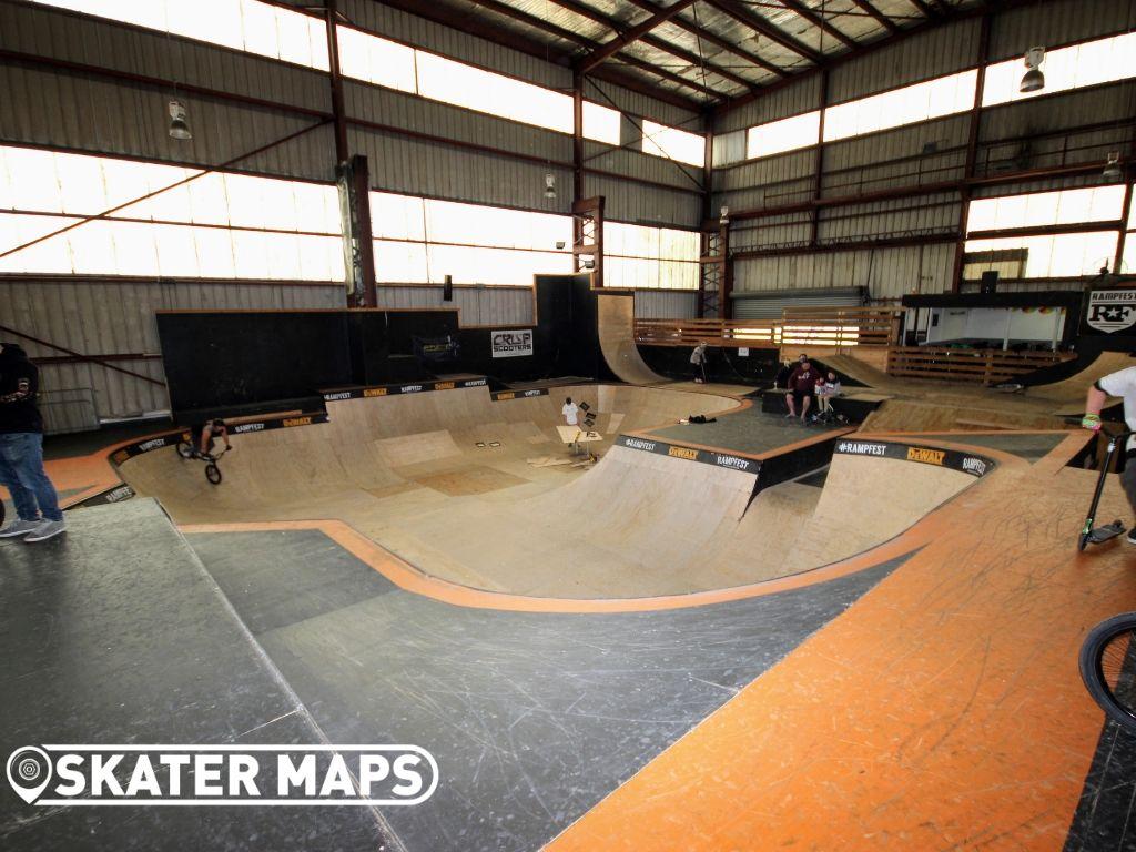 Skateparks With Lights