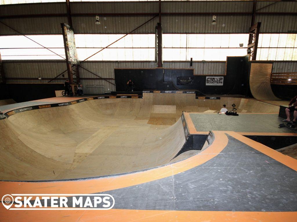 BMX Skate Bowl