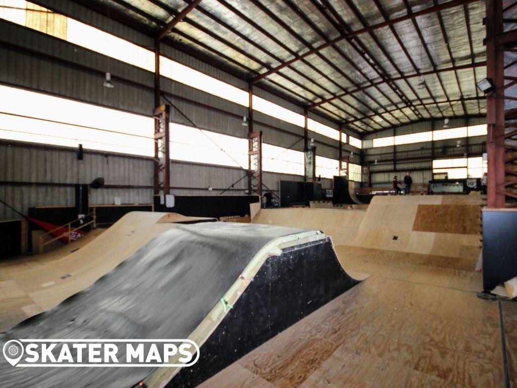 Private Skatepark Melbourne