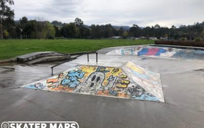 Geeveston Skatepark