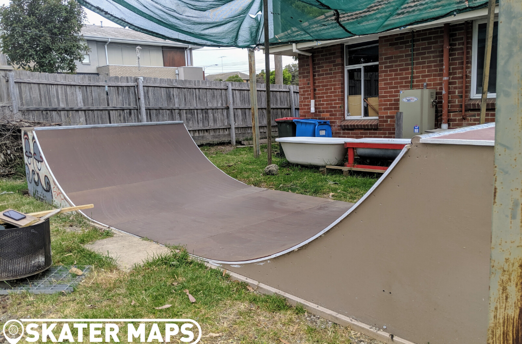 Secret Mini Ramp