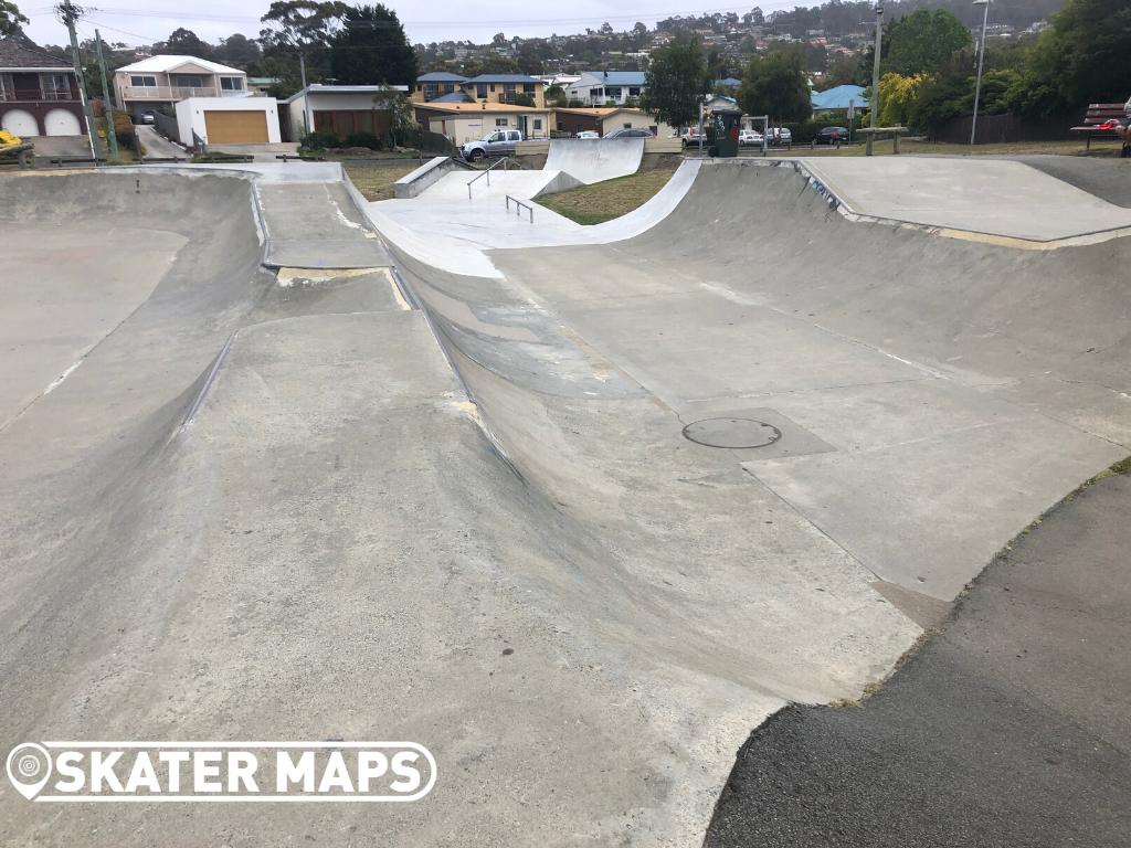 Concrete Skateparks
