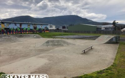 New Norfolk Skatepark