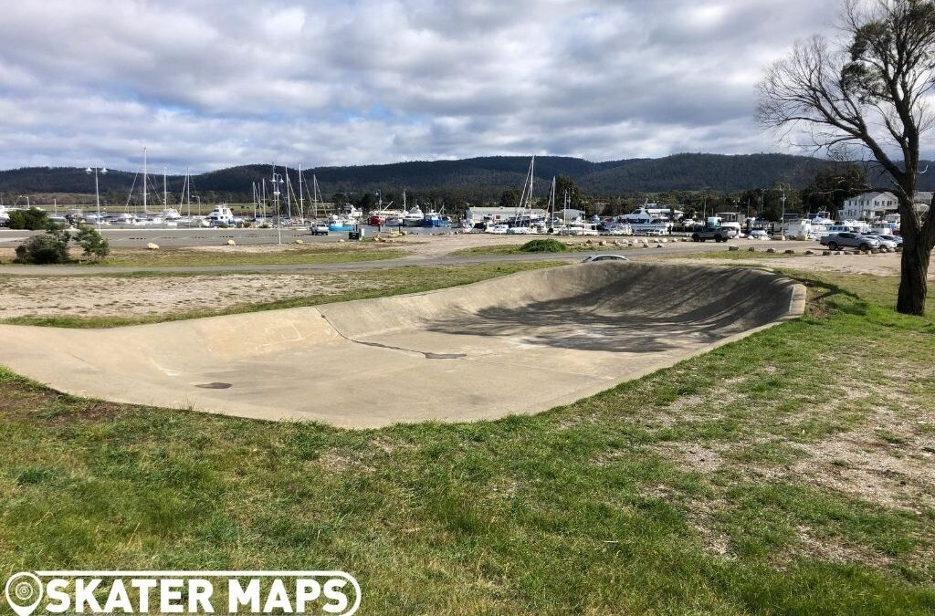 Triabunna Skate Bowl