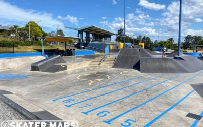 Gympie Youth Precinct Skatepark