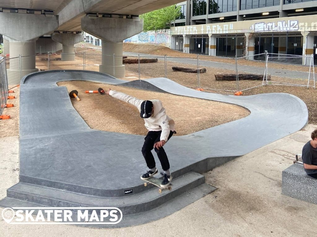 Melbourne VIC Pump Tracks