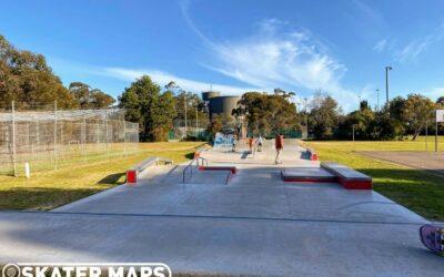 Terrey Hills Skatepark