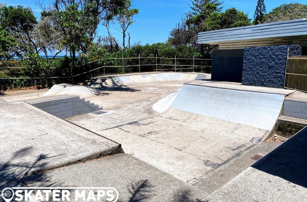 Dicky Beach Skatepark