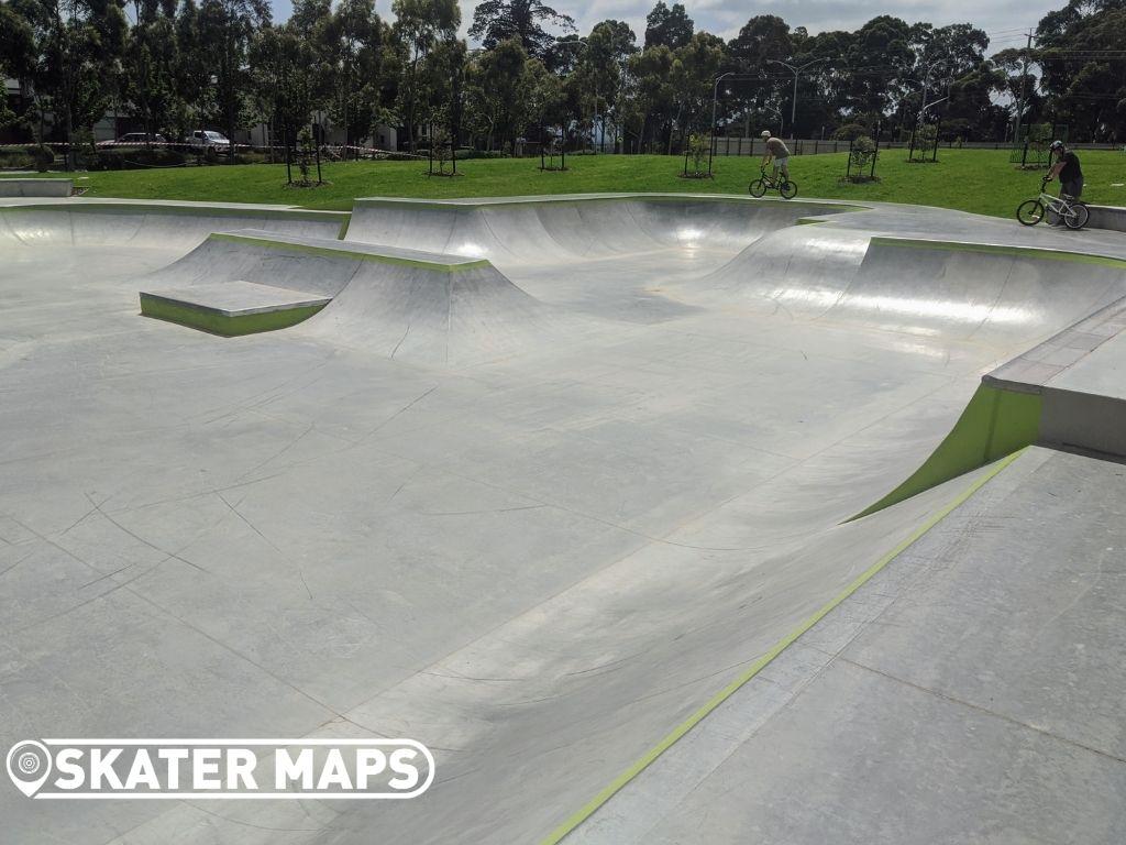 Skate Bowl Mulgrave