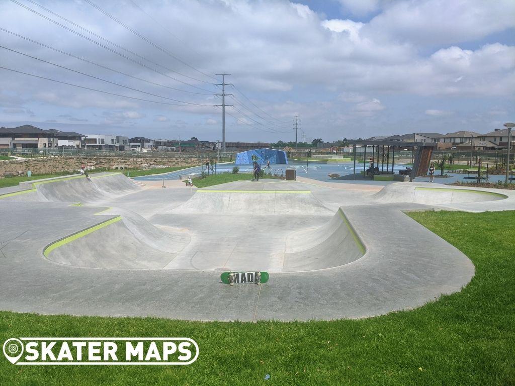 VIc Skateboard Parks