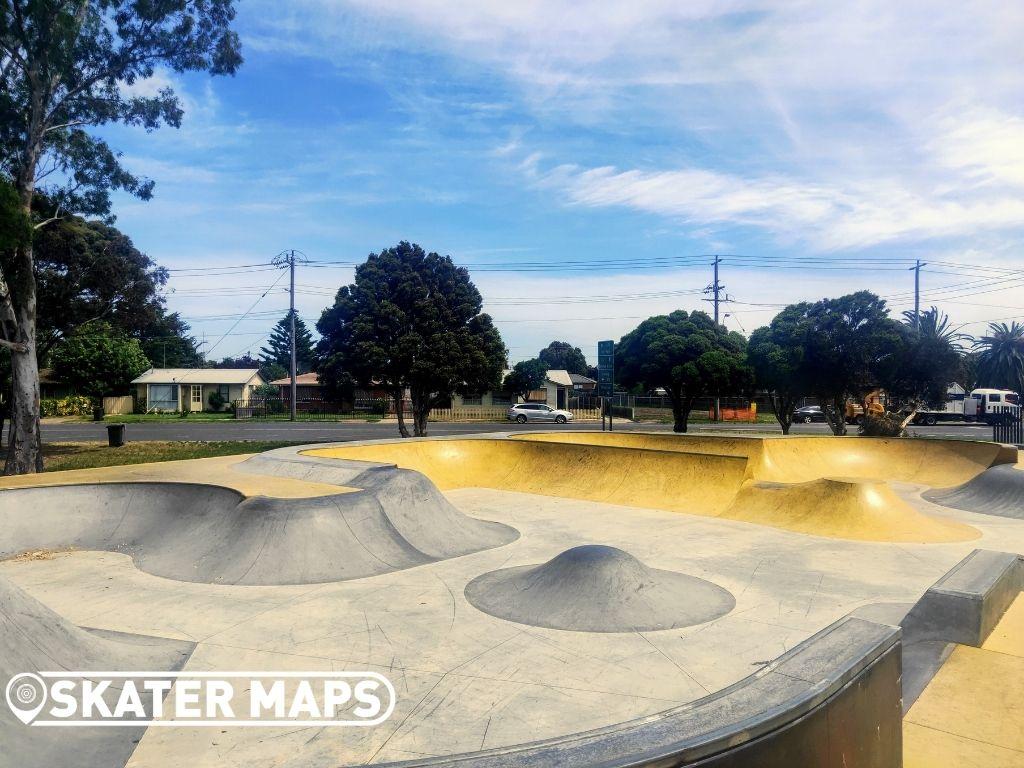 Corio Skate Parks
