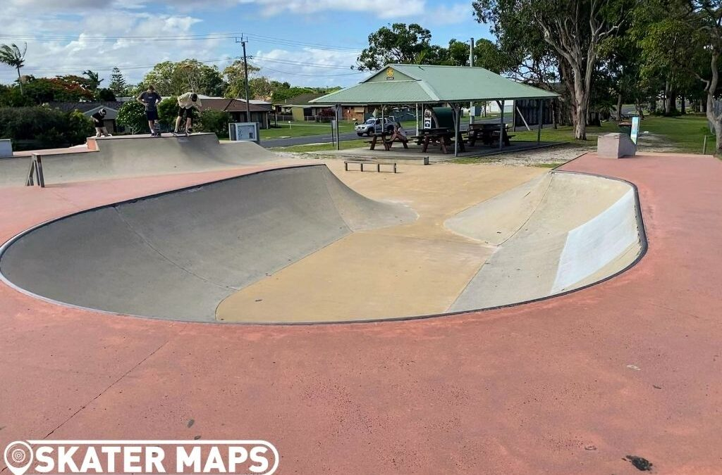 Skate Bowl Iluka NSW