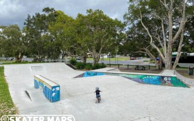 Woolgoolga Skate Park