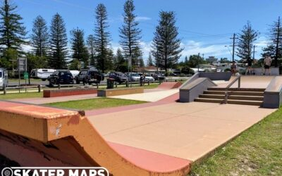 Yamba Skatepark