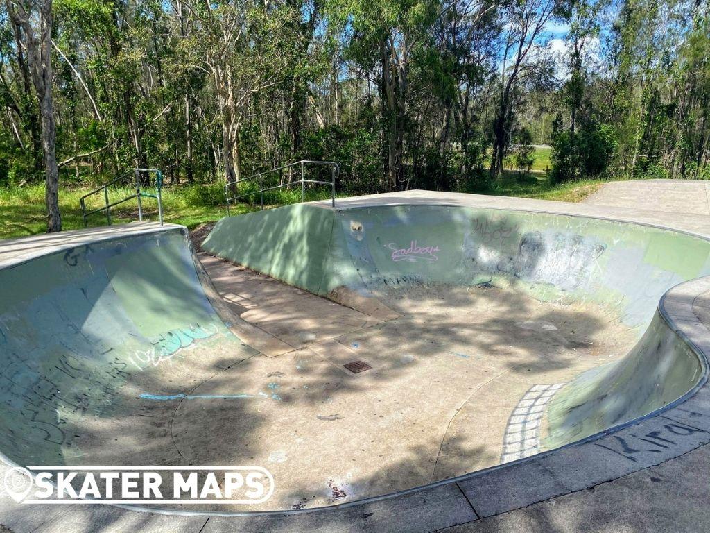 skateboard bowl