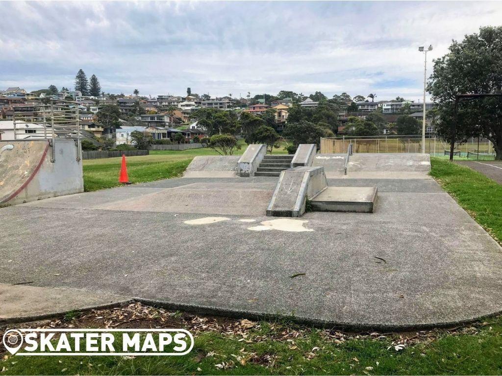 Werri Beach Skate Park