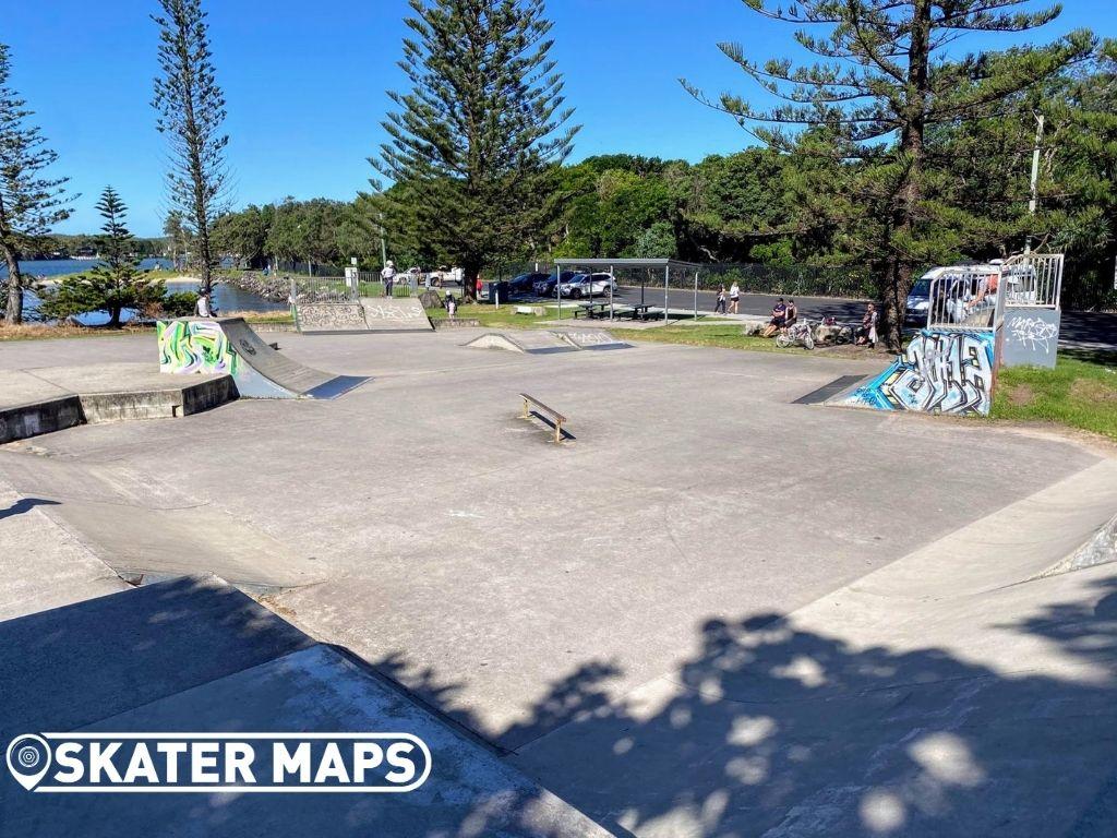NSW street skate park