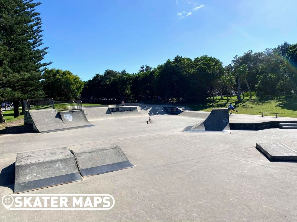Evens Head Skate Park