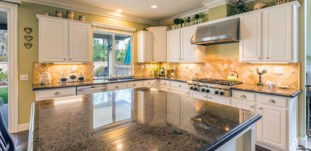 Your ultimate destination for residential cabinets and countertops for new construction or remodels