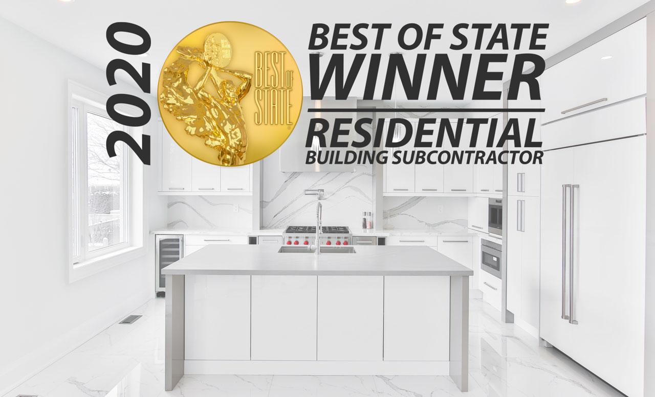 2020 Best Of State Winner