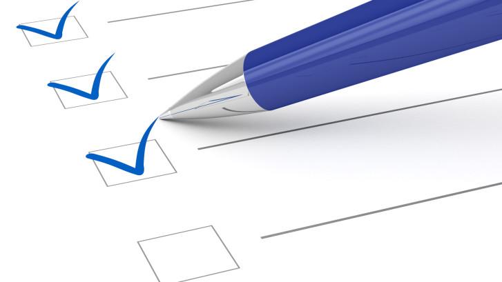 Enrollment Management Check List