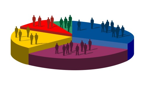 Community Demographics infographic found on ejewishphilanthropy