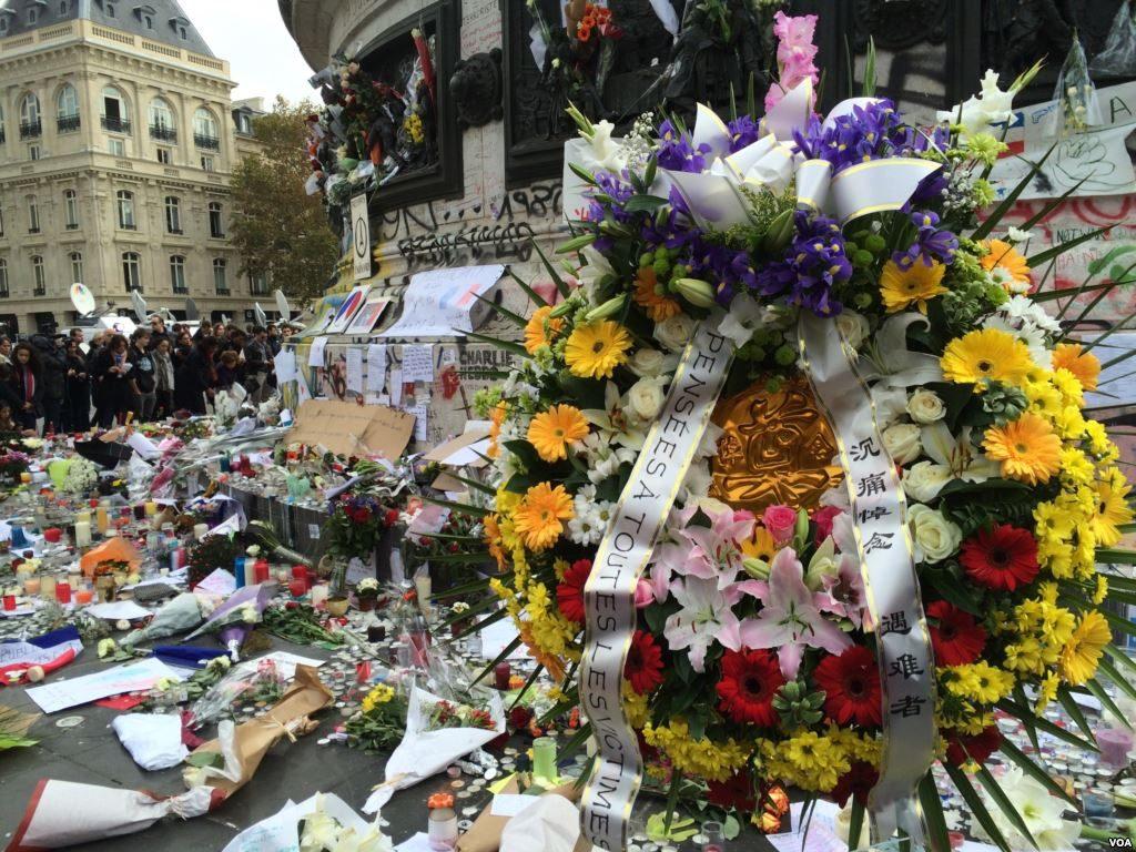 Paris memorial main pic
