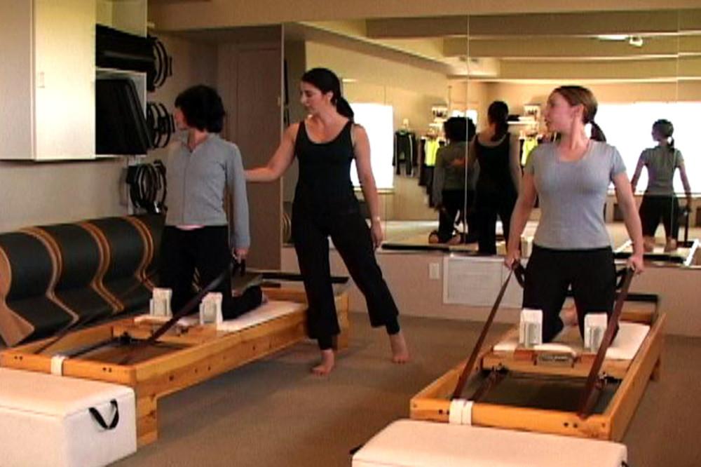 Reformers, Pilates Studio Classes, Tucson