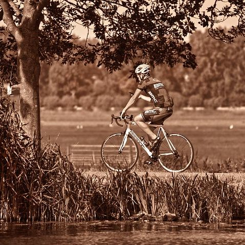 Cyclists and Pilates