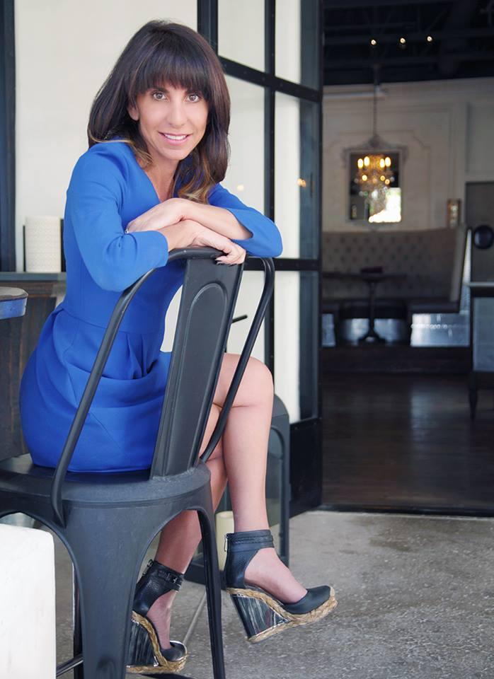 Beautiful Paula Taylor