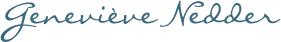 genevieve signature