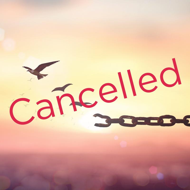 cancel meditation