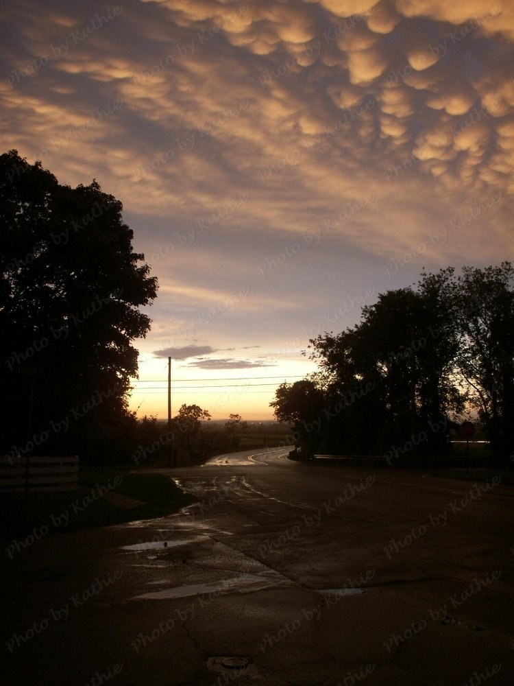 Sunset: 6/26/2009