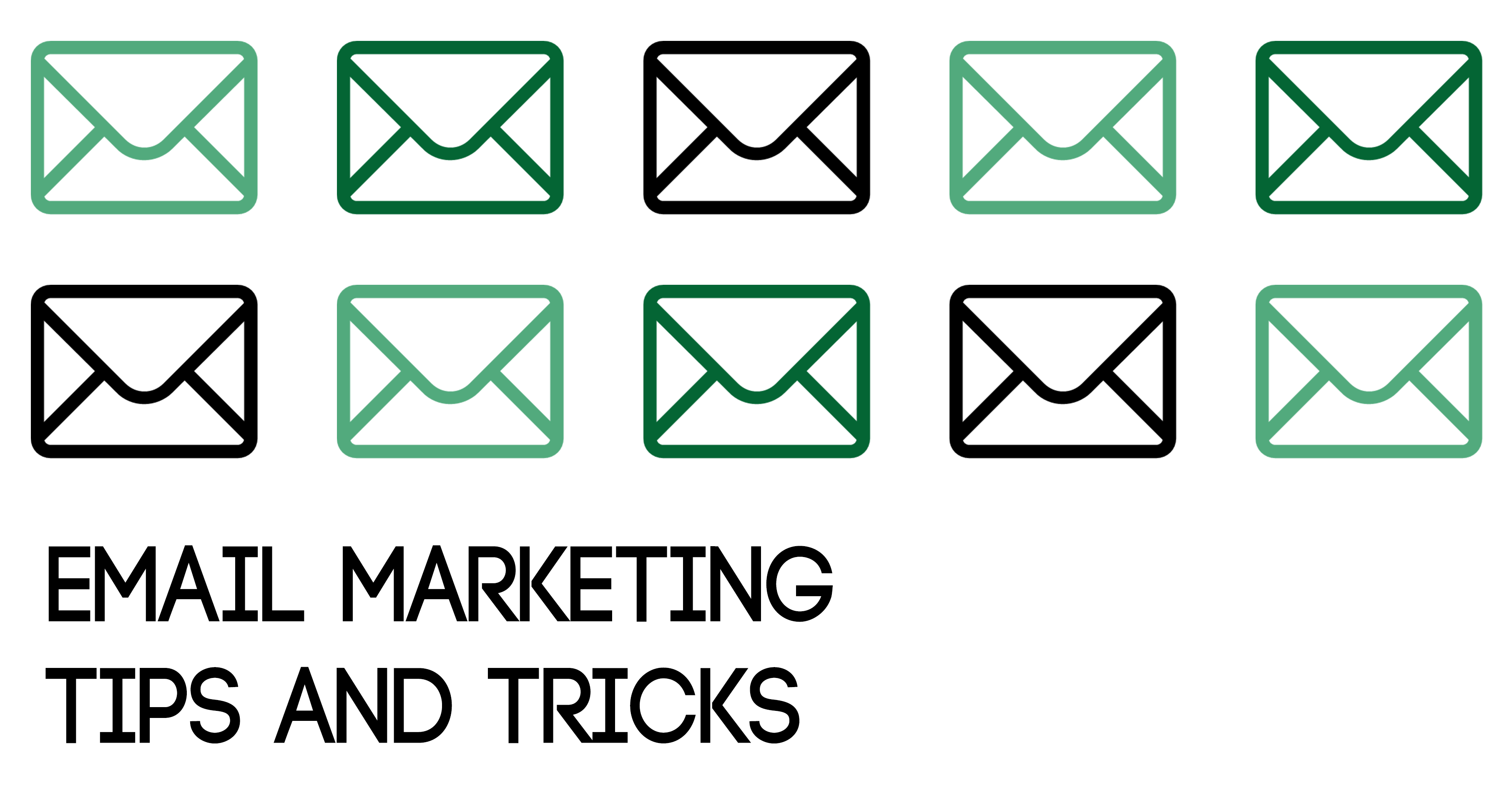 MT blog graphic Email Marketing Tips and Tricks