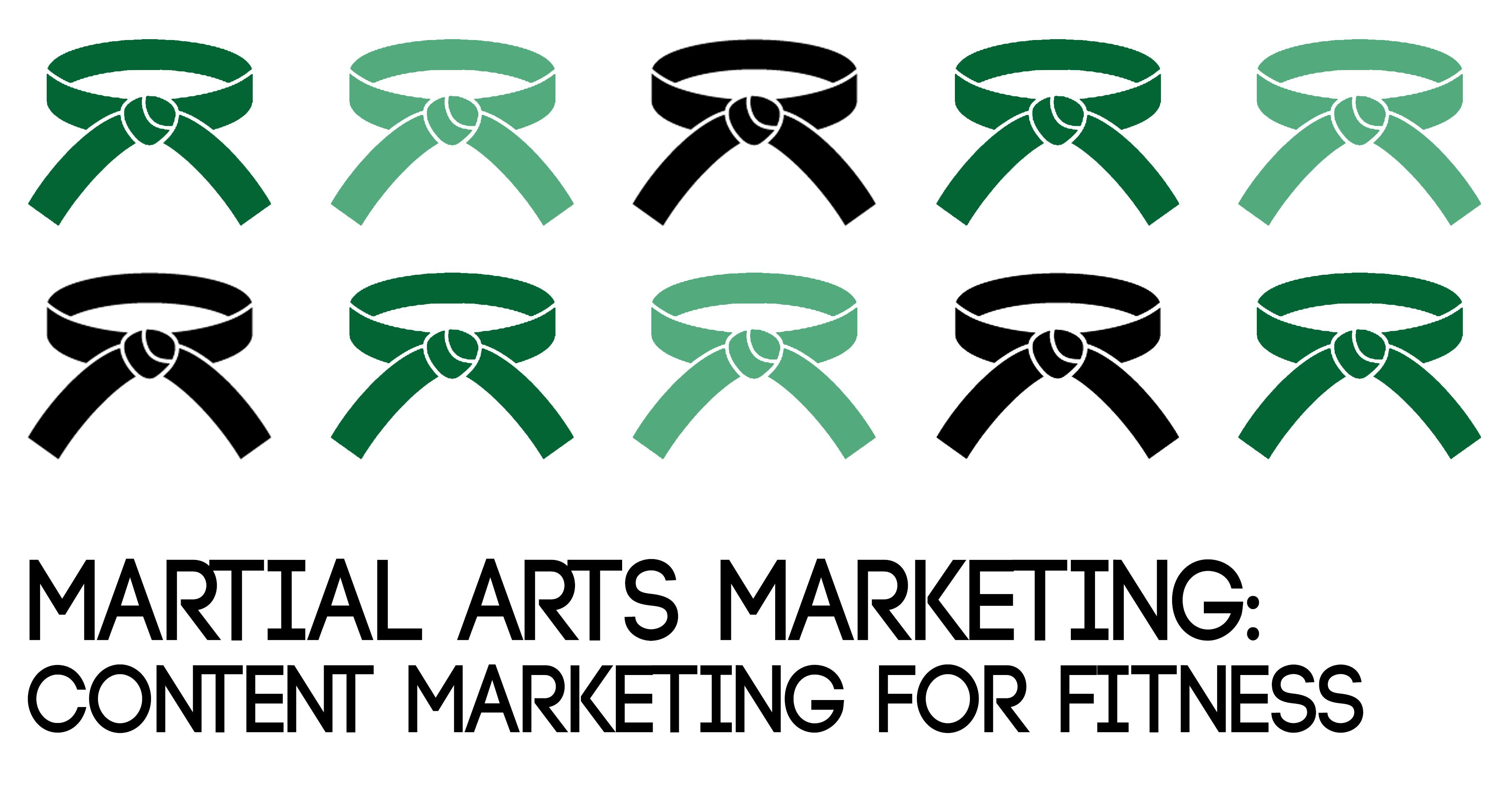 MT blog graphic martial arts marketing