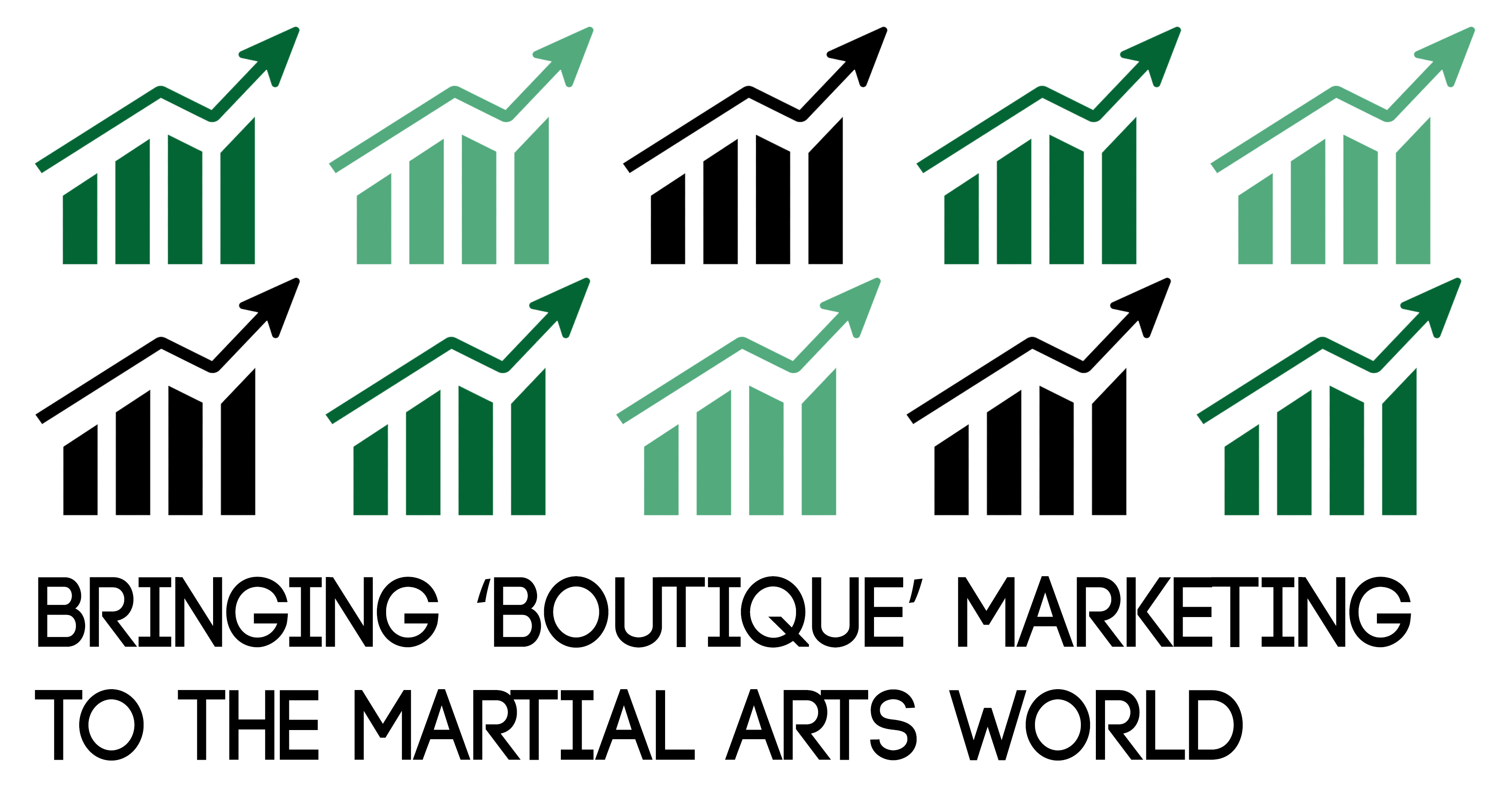 MT blog graphic Bringing 'Boutique' Marketing to the Martial Arts World