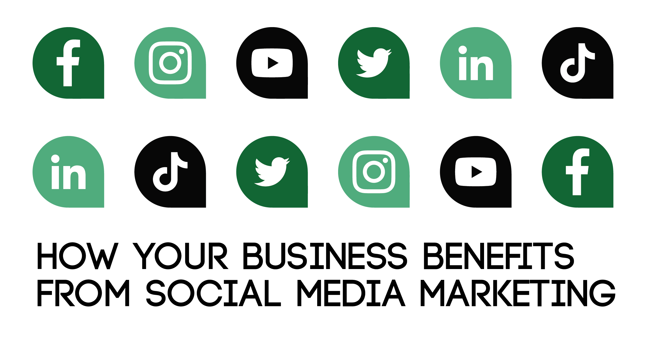 How Your Business Benefits from Social Media Marketing