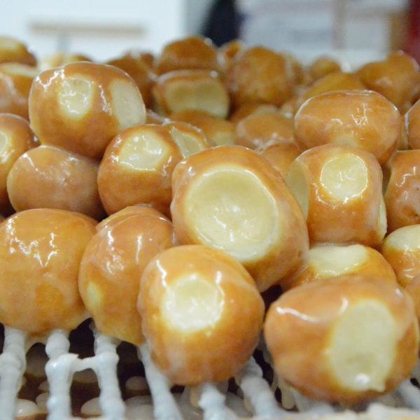 Glaze Donut Holes