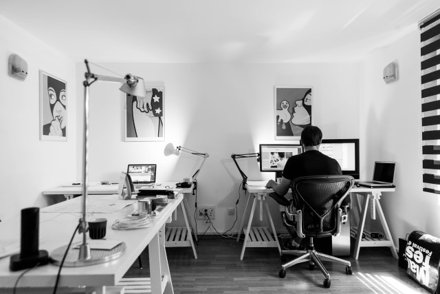 Managing Remotely Work From Home