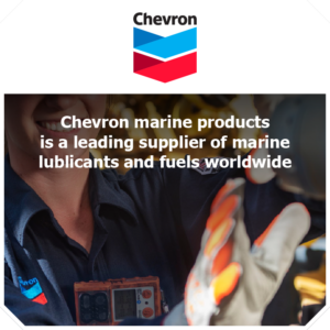 Thundercat Marketing represents Chevron: Chevron marine products is a leading supplier of marine lubricants and fuels worldwide