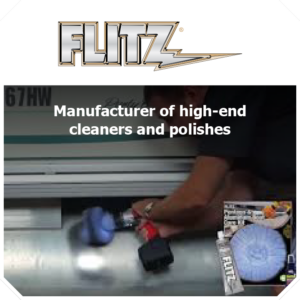 Thundercat Marketing represents Flitz: Manufacturer of high-end cleaners and polishes