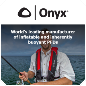 Thundercat Marketing represents Onyx: World's leading manufacturer of inflatable and inherently buoyant PFDs